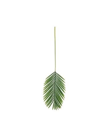 Umelý palmový list WOOOD, dĺžka 110 cm