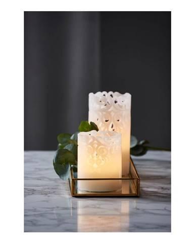 LED sviečka Best Season Clary, výška 15 cm