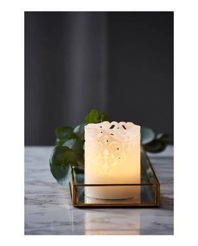 LED sviečka Best Season Clary, výška 10 cm