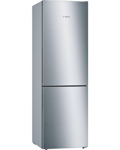 Kombinácia chladničky s mrazničkou Bosch Serie | 6 Kge36alca nerez