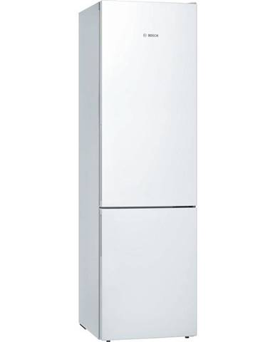 Kombinácia chladničky s mrazničkou Bosch Serie | 6 Kge39awca biela