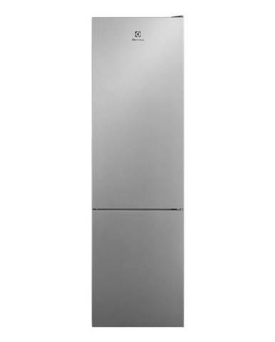 Kombinácia chladničky s mrazničkou Electrolux Lnt5mf36u0 nerez