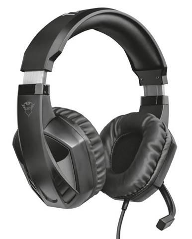 Headset  Trust GXT412 Celaz čierny