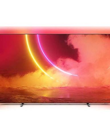 Televízor Philips 65Oled805 siv