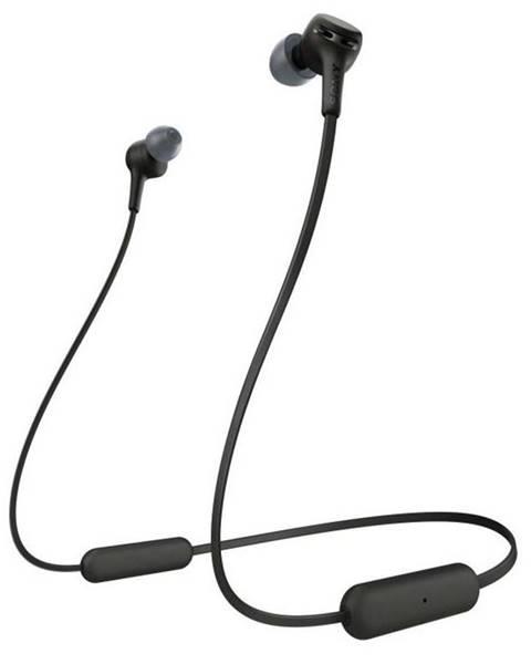 Sony Slúchadlá Sony Wixb400b čierna