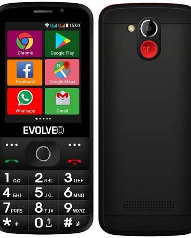 Mobilný telefón Evolveo EasyPhone AD čierny