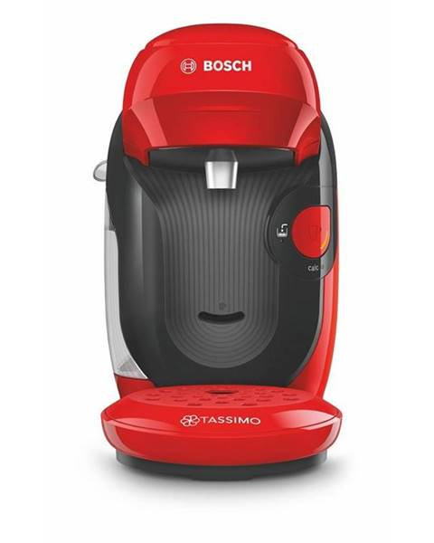 Bosch Espresso Bosch Tassimo Style TAS1103 čierne/červen