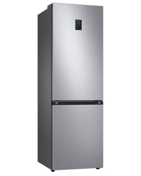 Samsung Kombinácia chladničky s mrazničkou Samsung Rb34t675esa/EF strieborn