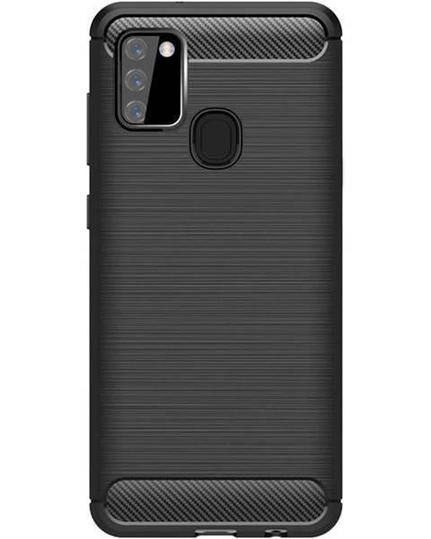 WG Kryt na mobil WG Carbon na Samsung Galaxy A21s čierna