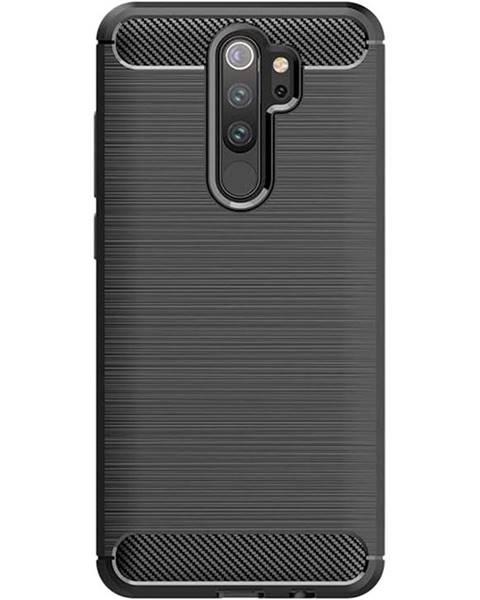 WG Kryt na mobil WG Carbon na Xiaomi Redmi 9 čierna