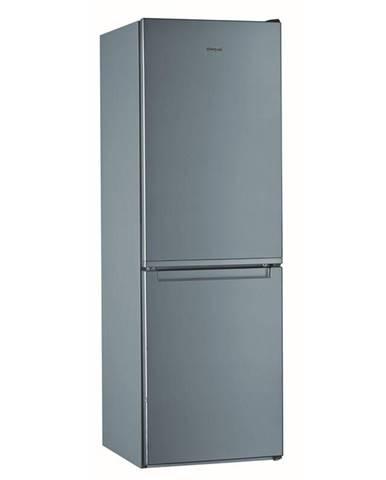 Kombinácia chladničky s mrazničkou Whirlpool W5 721E OX 2 nerez