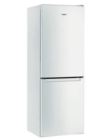 Kombinácia chladničky s mrazničkou Whirlpool W5 721E W 2 biela