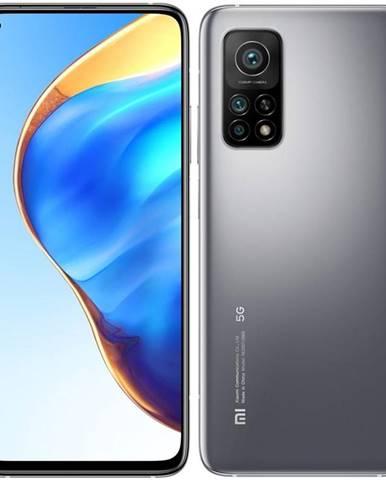 Mobilný telefón Xiaomi Mi 10T Pro 128 GB 5G - Lunar Silver
