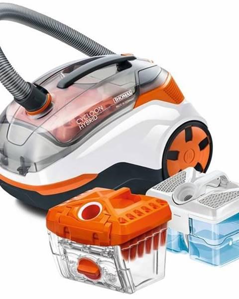 Thomas Podlahový vysávač Thomas Cycloon Hybrid Pet&Friends biely/oranžov