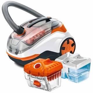 Podlahový vysávač Thomas Cycloon Hybrid Pet&Friends biely/oranžov