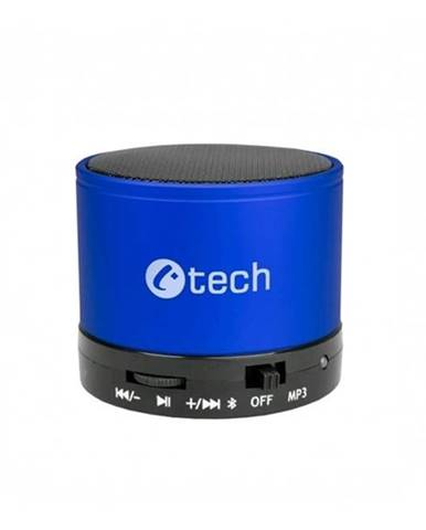 Prenosný reproduktor C-Tech SPK-04L modrý