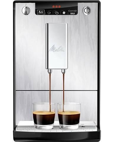 Espresso Melitta Solo Stříbrné strieborn
