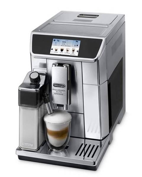 DeLonghi Espresso DeLonghi PrimaDonna Elite Ecam 650.85.MS strieborn