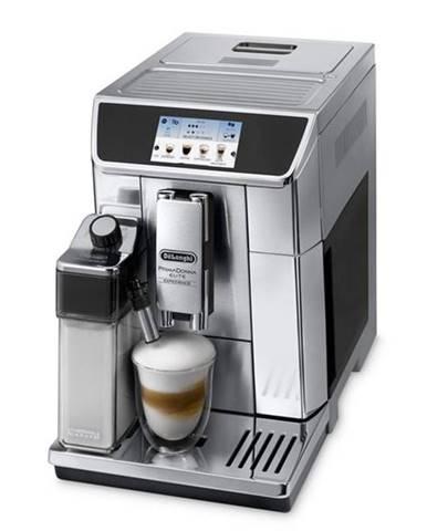 Espresso DeLonghi PrimaDonna Elite Ecam 650.85.MS strieborn