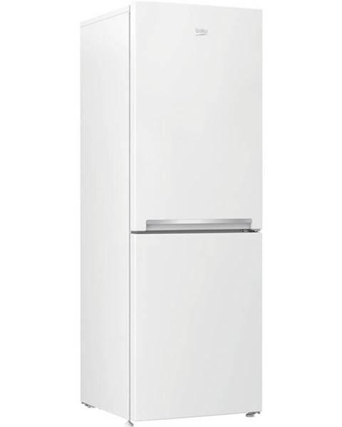 Beko Kombinácia chladničky s mrazničkou Beko Rcsa340k30wn biela