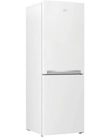 Kombinácia chladničky s mrazničkou Beko Rcsa340k30wn biela