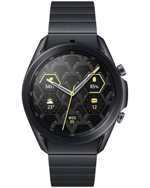 Samsung Inteligentné hodinky Samsung Watch3 45mm Titanium čierne