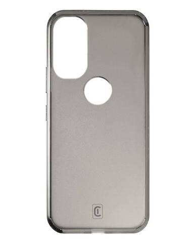 Kryt na mobil CellularLine Antimicrob na Samsung Galaxy A21s čierny