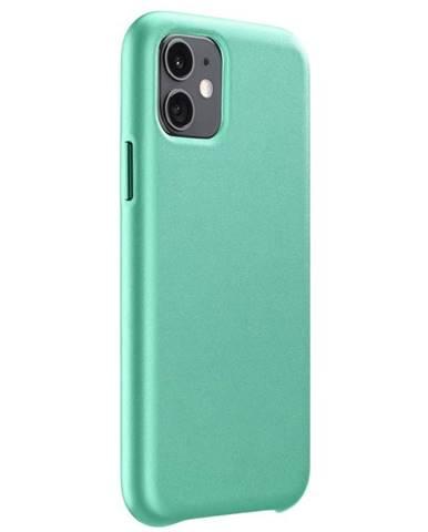 Kryt na mobil CellularLine Elite pro Apple iPhone 11 zelený