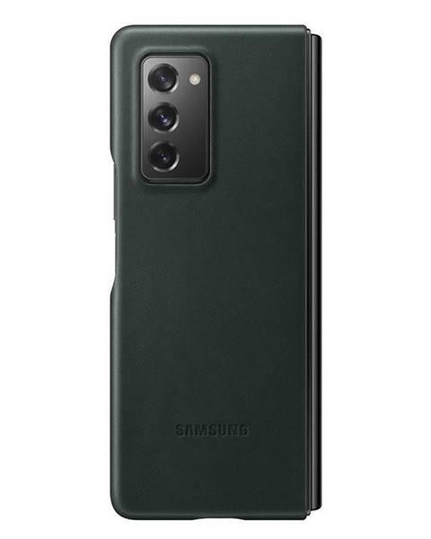 Samsung Kryt na mobil Samsung Z Fold2 zelený