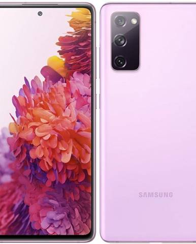 Mobilný telefón Samsung Galaxy S20 FE ružový/fialový