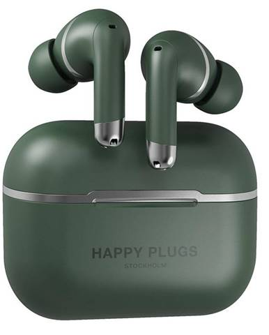 Slúchadlá Happy Plugs Air 1 ANC zelen