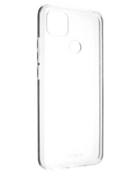 FIXED Kryt na mobil Fixed na Xiaomi Redmi 9C priehľadný