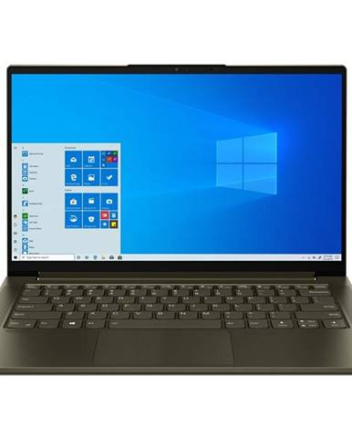Notebook Lenovo Yoga Slim 7-14IIL05 - Dark Moss