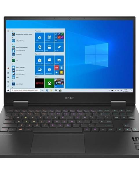 HP Notebook HP Omen 15-ek0600nc čierny