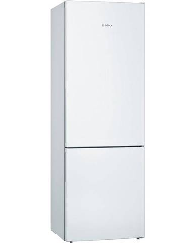 Kombinácia chladničky s mrazničkou Bosch Serie | 6 Kge49awca biela