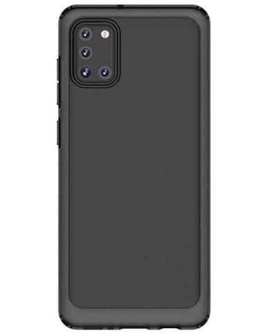 Kryt na mobil Samsung Galaxy A31 čierny