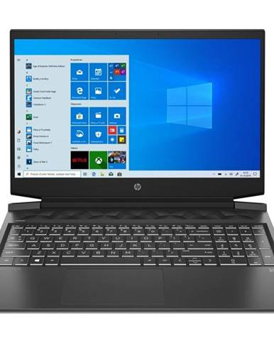 Notebook HP Pavilion Gaming 16-a0600nc - Shadow Black