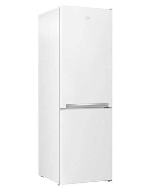 Beko Kombinácia chladničky s mrazničkou Beko Rcna366i40wn biela