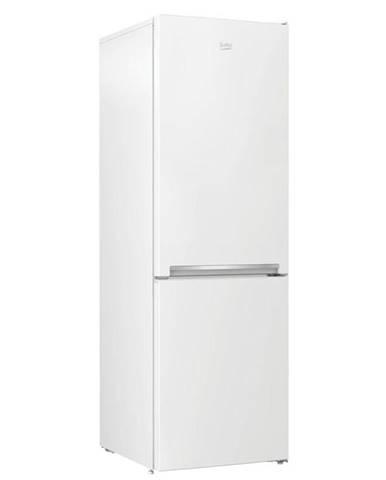 Kombinácia chladničky s mrazničkou Beko Rcna366i40wn biela