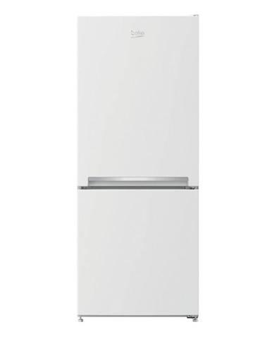 Kombinácia chladničky s mrazničkou Beko Rcsa210k30wn biela