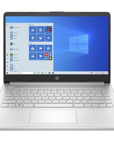 Notebook HP 14s-dq1004nc strieborný