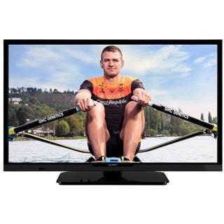Televízor Gogen TVH 24P452T čierna