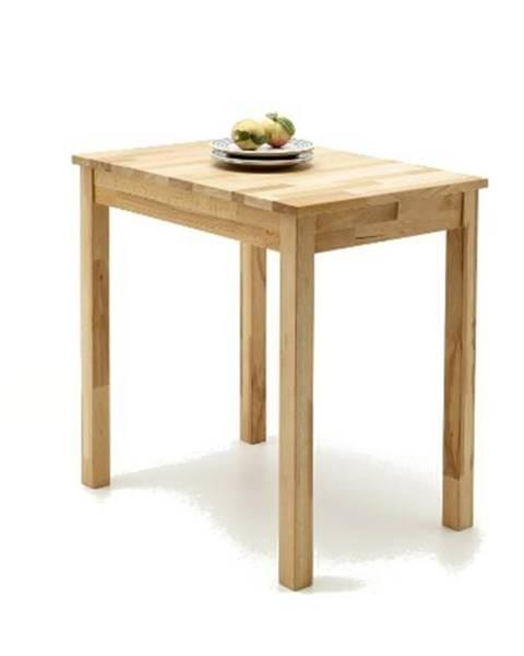 Sconto Jedálenský stôl ALFONS buk, 50 cm