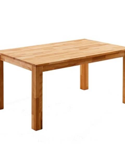 Sconto Jedálenský stôl PAUL dub divoký, 140 cm, bez rozkladu