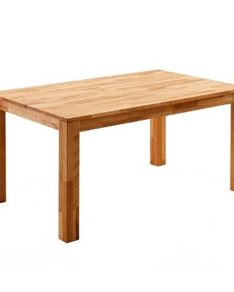 Sconto Jedálenský stôl PAUL dub divoký, 160 cm, rozkladací