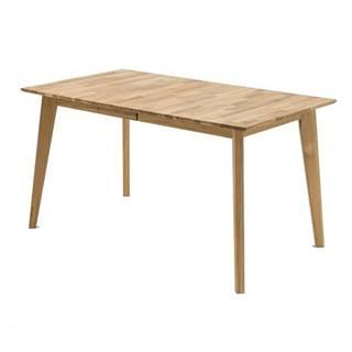 Jedálenský stôl EYSKE dub divoký
