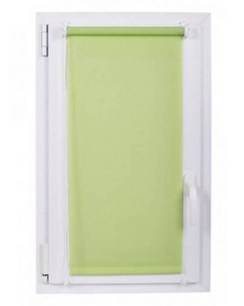 Altom Egibi Roleta MINI Rainbow Line zelená, 81 x 150 cm