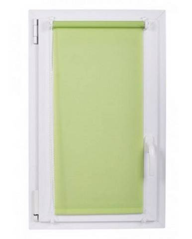 Egibi Roleta MINI Rainbow Line zelená, 81 x 150 cm