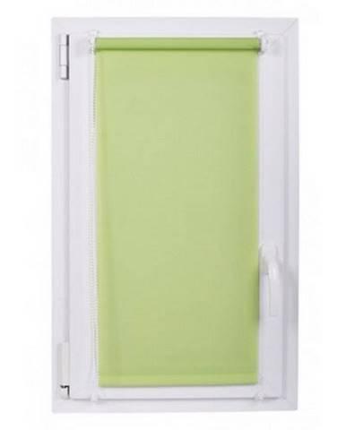 Egibi Roleta MINI Rainbow Line zelená, 73 x 150 cm