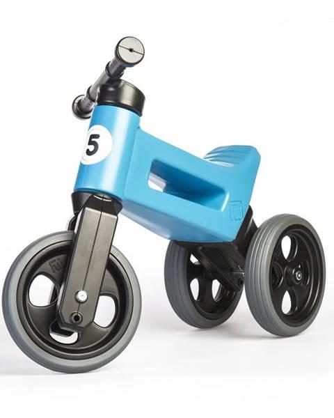 Teddies Teddies FUNNY WHEELS Rider Sport modré 2v1 28/30cm